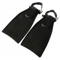 Ласты с открытой пяткой Newt Tourist цвет черный