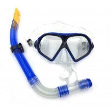 Набор для плавания (маска и трубка) Newt DLV синий NE-SW-95-BL