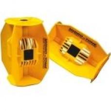 Гантели HYDRO-TONE Hydro-Bells, пара HTPR-1YL