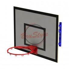 Щит баскетбольный школьный SG409