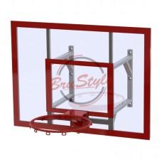 Щит баскетбольный школьный BruStyle SG409.1
