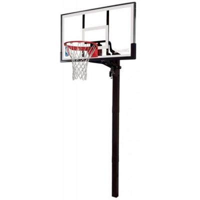Баскетбольная стойка Spalding Acrylic in-ground 54'' 88365CN