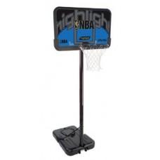 """Баскетбольная стойка Spalding NBA Highlight 44"""" Composite 77453CN"""
