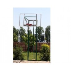 Стойки стационарные баскетбольные Техноспорт-Альянс с выносом 125см