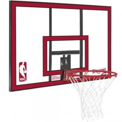 Баскетбольный щит NBA Combo 44 Polycarbonate 79351CN