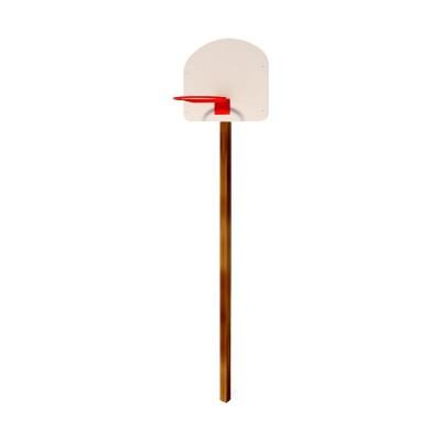 Стойка для игры в стритбол с одним щитом InterAtletika S728.1