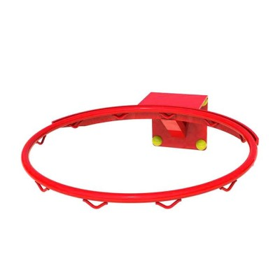 Баскетбольное кольцо с креплением InterAtletika ТК 701