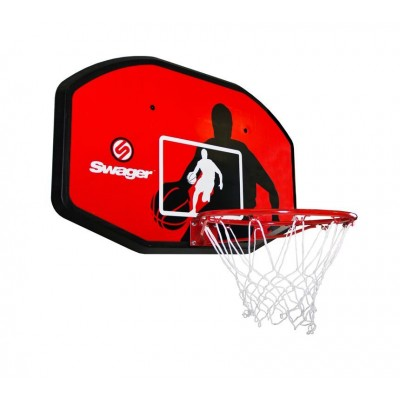 Баскетбольный щит Swager ZYP-ZY006 Basketball Set, Red