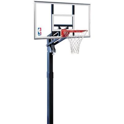 Баскетбольная стойка Spalding Gold 54 In Ground Acrylic