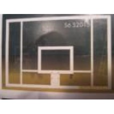 Щиты баскетбольные Техноспорт-Альянс 1200х900мм