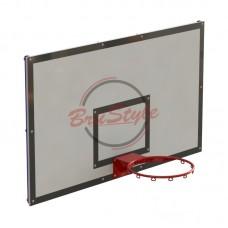 Щит баскетбольный школьный FIBA SG410