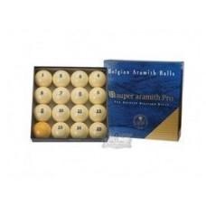 Бильярдные шары Saluc Aramith Super Pro 68мм