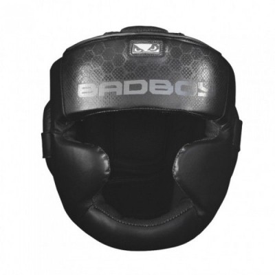 Боксерский шлем Bad Boy Pro Legacy 2.0 Black