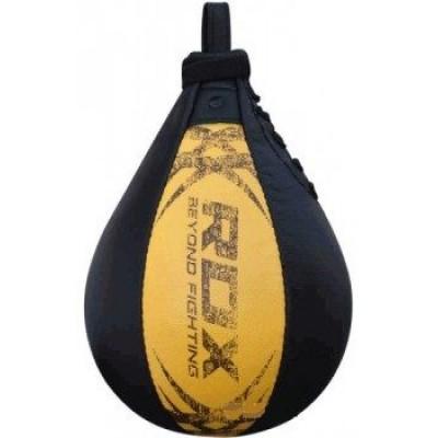 Пневмогруша боксерская RDX Leather без крепления
