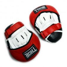 Лапы тренерские THOR 820 (Leather) BLK/RED/WHITE 820 (Leather) BLK/RED/WHITE
