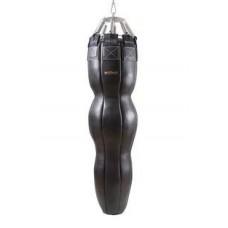 Мешок боксерский Boyko №1 кожа 4-5 мм на 8 пружинах 145x40
