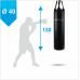 Мешок боксерский Boyko из ткани ПВХ с узлом крепления на ремнях 150х40
