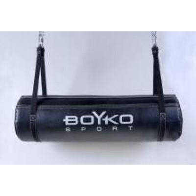 Мешок боксерский Boyko кожа 4-5 мм 110x42