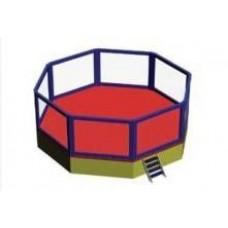 Восьмиугольник - клетка на помосте Boyko ВС001.1