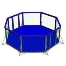 Восьмиугольник - клетка напольная Boyko ВС001.2