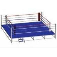 Боксерский ринг Boyko СК001.4 4.5x4.5м. высота помоста 0.6м
