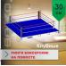 Боксерский ринг Boyko КЛУБНЫЙ помост 6х6х0,35 м. канаты 5х5 м - Фото №1