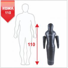 Манекен Boyko для борьбы Силуэт с подвижными руками из кожи 110,10-20 кг