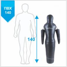 Манекен Boyko для борьбы Силуэт с подвижными руками из ткани ПВХ 140,25-35 кг