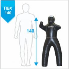 Манекен Boyko для ММА с ногами-из ткани ПВХ 140, 25-30 кг