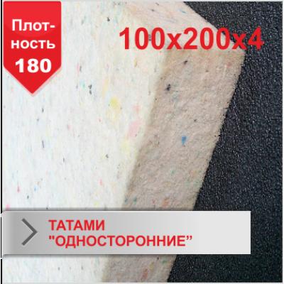 "Мат Татами Boyko ""односторонние"" JUDO 4 х 100 х 200 пл.180"