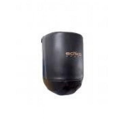 Подушка настенная полукруглая Boyko 60х40х30 кожа 4-5 мм