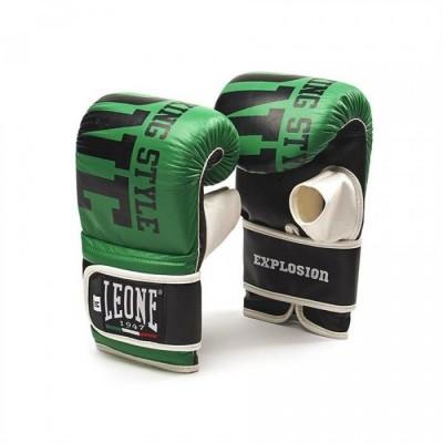 Снарядные перчатки Leone Explosion Green