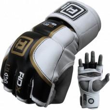 Перчатки ММА RDX Pro Golden