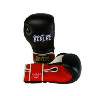 Боксёрские перчатки кожа Ben Lee FIGHTER 14 ун. 194006 / 1503