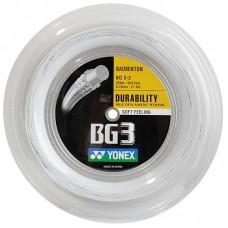 Струна для бадминтона Yonex BG-3 (0,74mm, 200m)