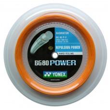 Струна Yonex BG-80 Power (бобина 200m)