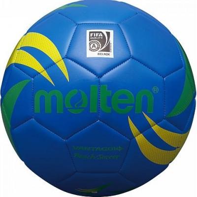 Мяч футбольный Molten VGB500BG (пляжный)