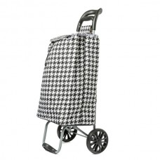 Сумка-тележка Epic City X Shopper Ergo 40 Houndstooth