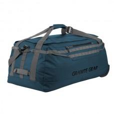 Сумка дорожная на колесах Granite Gear Wheeled Packable Duffel 145 Basalt/Flint