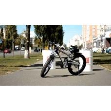Электровелосипед BMW ELECTROBIKE RD (бело-черный)
