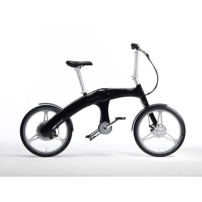 Электровелосипед G1 Mando Footloose (черный)