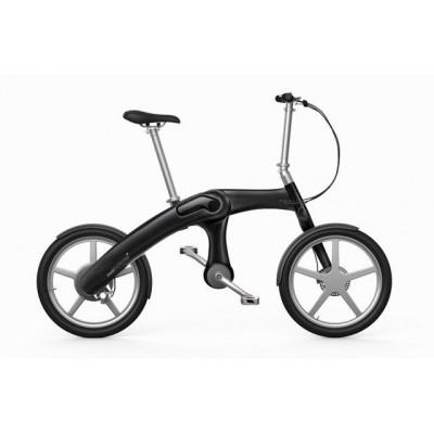 Электровелосипед Mando Footloose B07 (черный)