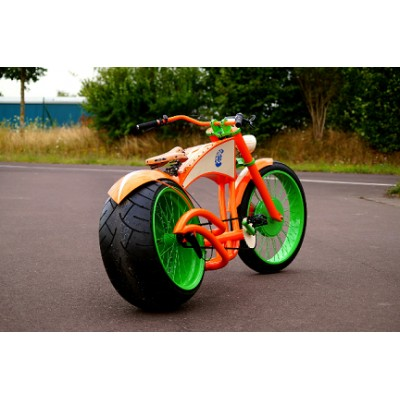Электровелосипед Custom-Bike Breitbau 1