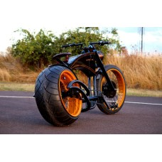 Электровелосипед Custom-Bike Breitbau 2