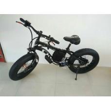 Электровелосипед LKS Fatbike (детский)