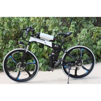 Электровелосипед BMW X6 Electric Rear Drive Чёрный