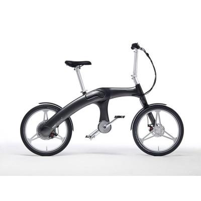 Электровелосипед G1 Mando Footloose (серый)