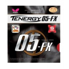 Накладка Butterfly Tenergy 05 FX 1.9 mm (красный) 00469