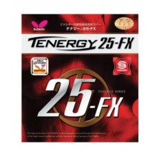 Накладка Butterfly Tenergy 25 FX 2.1 mm (красный) 00043