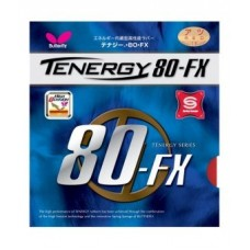 Накладка Butterfly Tenergy 80 FX 2.1 mm (красный) 00050